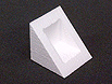 Polystyrene Closed Triangular Corner